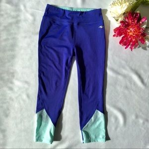 Other - Girls 7/8 Cropped Athletic Leggings